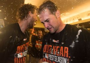 Ryan Vogelsong is back with the San Francisco Giant