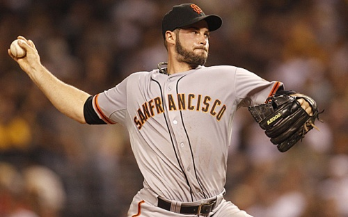 MLB: San Francisco Giants at Pittsburgh Pirates