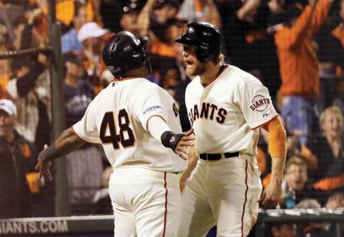 San Francisco Giants Pablo Sandoval Opening Day Torturecast