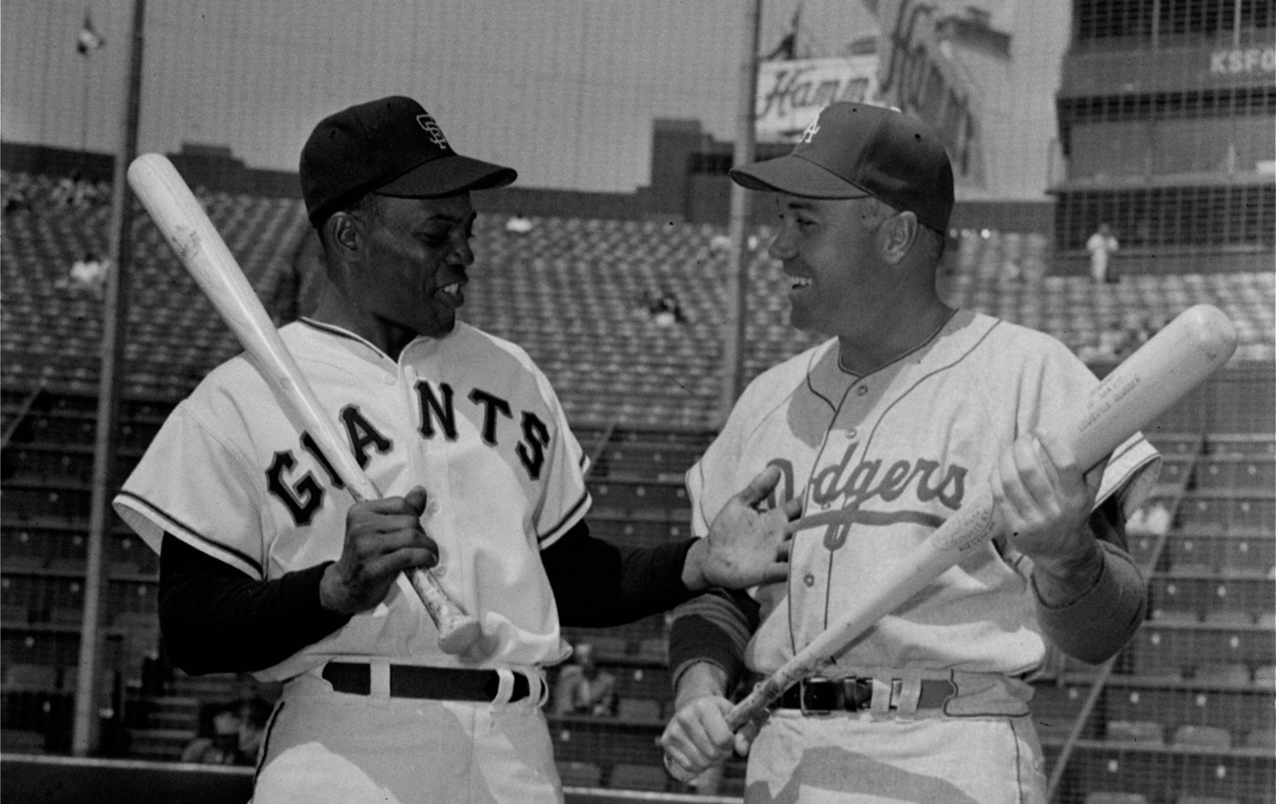 Willie Mays, San Francisco Giants